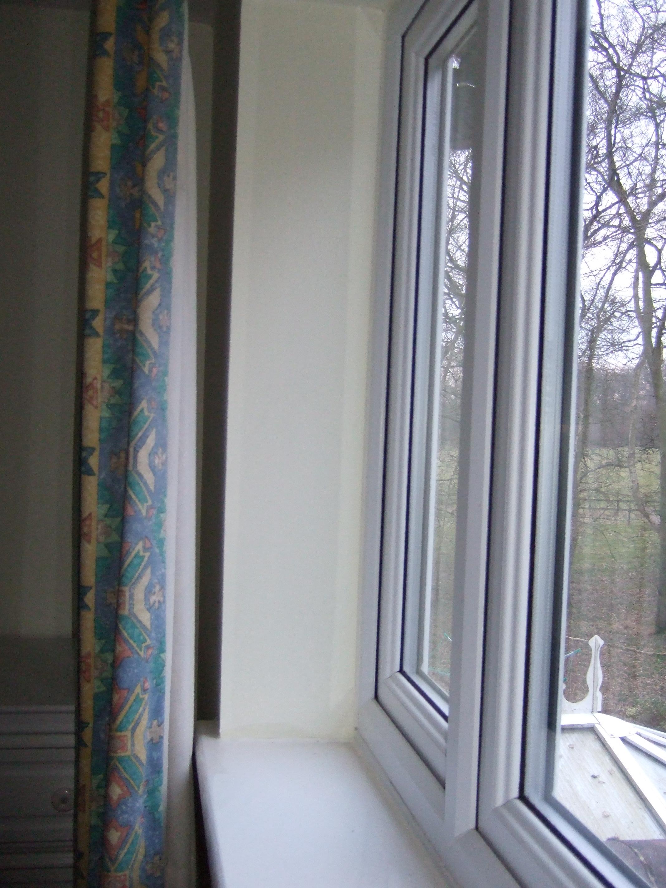 Dry lining a wall diy decor